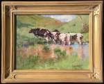 Callens Cowhides frame