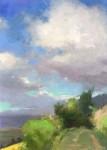 Callens The Impressionist Hillside