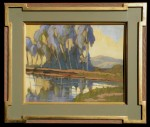 Jack Cassinetto Eucalyptus Reflections marin