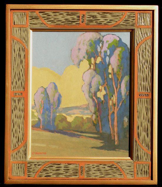 Jack Cassinetto Evening Eucalyptus