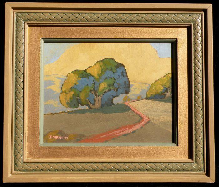 Jack Cassinetto Hillside Oaks