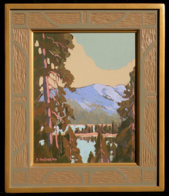 Jack Cassinetto Lake Tahoe Color