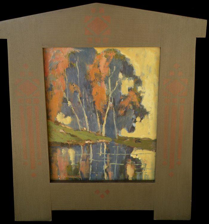 Jack Cassinetto - Reflections, Napa River