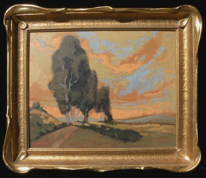 Jack Cassinetto - Sunset Eucalyptus