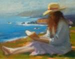 F. Michael Wood Seascape