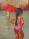 Christine Crozier - Big Umbrella