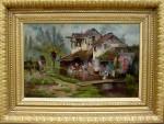 Edwin Deakin Old Wash House