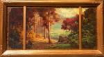 Dye Peace Triptych