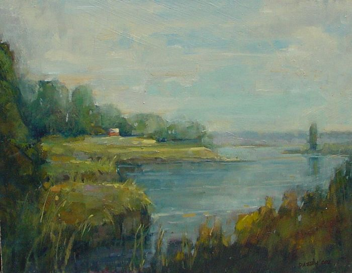 Don Ealy - Along the Slough