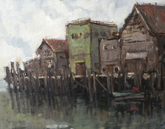 Don Ealy - Cannery Row