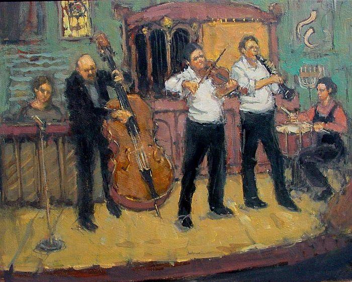 Don Ealy - Klezmer