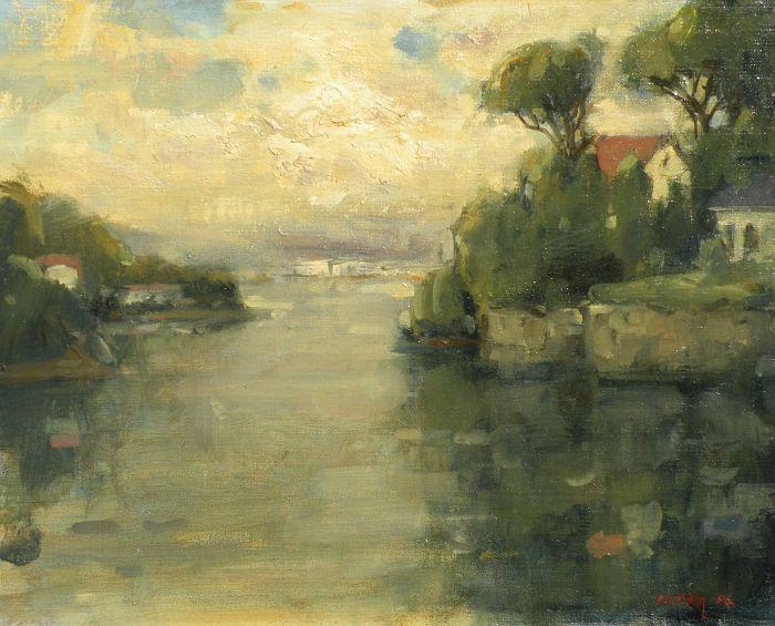 Don Ealy - Lakeside Cottage