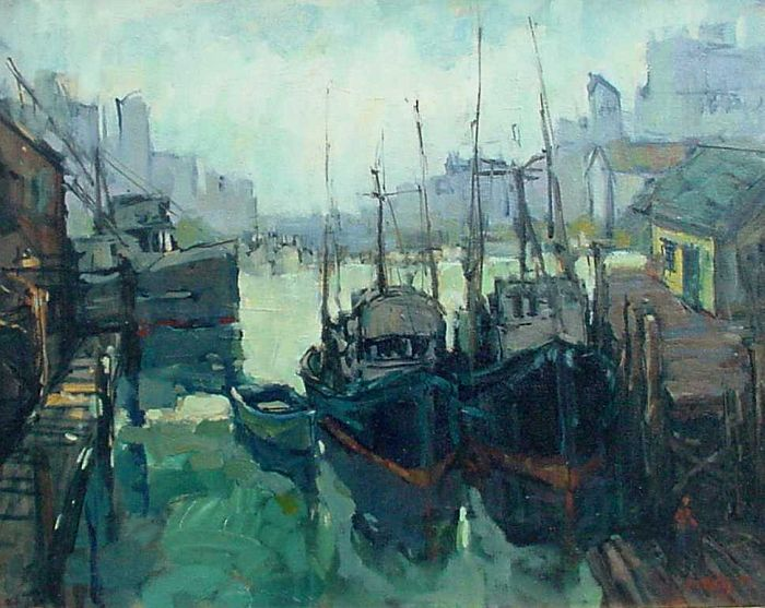 Don Ealy -  Little Row Boat