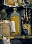 Don Ealy - Studio Shelf