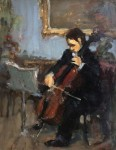 Don Ealy The Cellist