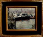 Don Ealy - Three Black Boats