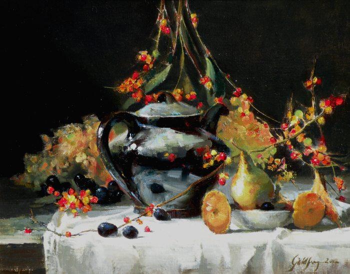 Ronald Goldfinger - Bittersweet Teapot
