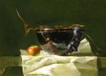 Goldfinger Black Bowl