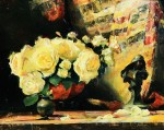 Goldfinger Lady Roses