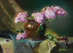 Ronald Goldfinger - Lilacs in Bloom