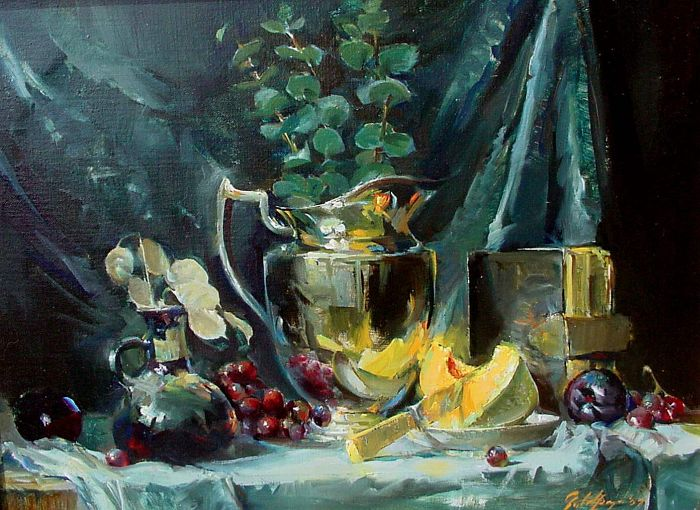 Ronald Goldfinger - Silver Pitcher