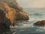 Percy Gray Calm Sea