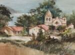 Hofstetter Carmel Mission Landscape