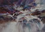 Jane Hofstetter - Cascade, Waterfall