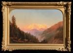 Holdredge Alpenglow Eastern Sierras