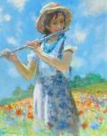 F. Michael Wood Wildflower serenade