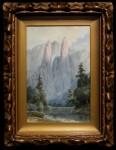 Jorgensen Cathedral Spires, Yosemite HR - Copy