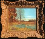 Amedee Joullin Autumn Landscape