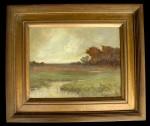Joullin Marsh on a Windy Day