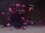 Judson Roses at Dusk