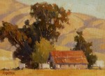 Paul Kratter - Barn & Eucalyptus