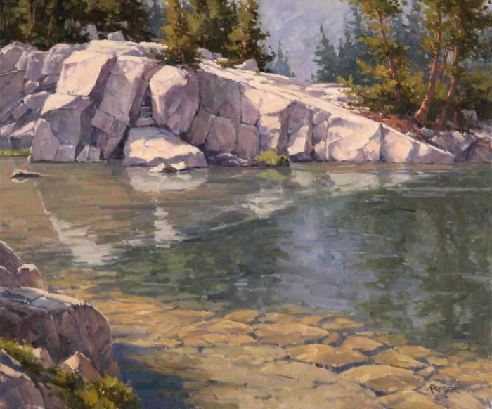 Paul Kratter - Gem Reflections
