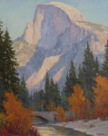 Kratter Half Dome Autumn Colors 20x16