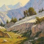 Paul Kratter Peak Shadows