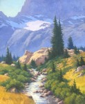 Kratter Sierra Snow Melt