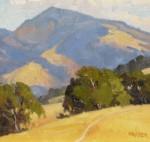 Paul Kratter Summer Palette Mt. Daiblo