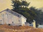 Paul Kratter - The White Barn