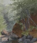 Latimer Shadowed Rocks