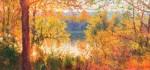 Lopez Autumn at the Lakes Edge