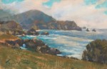 Sergio Lopez Big Sur From Rocky Point 5x7