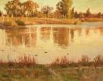 Lopez Echo Lake Sundown