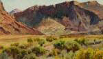 Lopez Facing the Desert