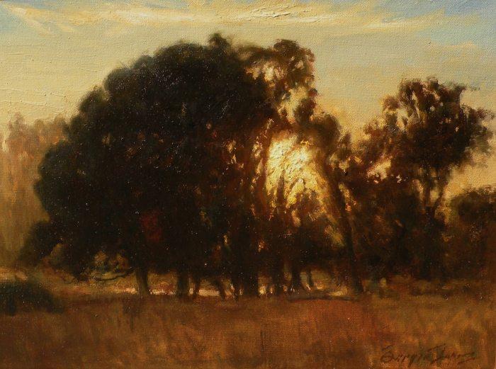 Sergio Lopez - Farm side Silhouettes