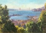 Lopez Golden Gate from Kensington