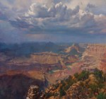 Sergio Lopez Grand Canyon Thundercloud