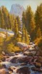 Sergio Lopez High Sierra Stream